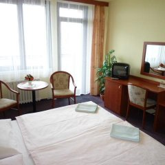 Hotel Krystal 3* Стандартный номер с двуспальной кроватью фото 4