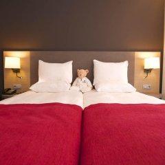 Отель Martins Brugge 3* Номер Charming с различными типами кроватей фото 2