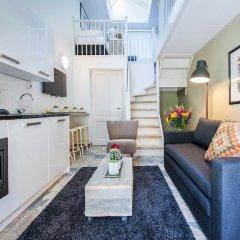 Отель Plantage Garden Apartments Нидерланды, Амстердам - отзывы, цены и фото номеров - забронировать отель Plantage Garden Apartments онлайн комната для гостей фото 4