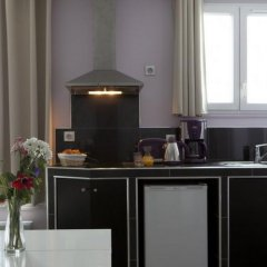 Hotel Sofia 2* Студия с различными типами кроватей фото 4
