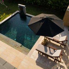 Отель Alanta Villa 4* Вилла с различными типами кроватей фото 17