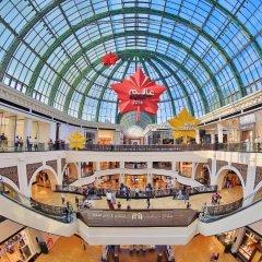 Отель Kempinski Mall Of The Emirates детские мероприятия