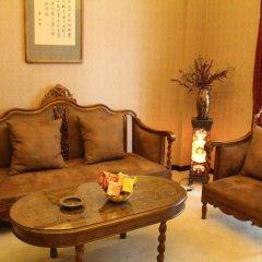 Beijing Dongfang Hotel 3* Стандартный номер с различными типами кроватей фото 3