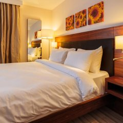 Гостиница Hilton Garden Inn Краснодар (Хилтон Гарден Инн Краснодар) 4* Стандартный номер разные типы кроватей фото 24