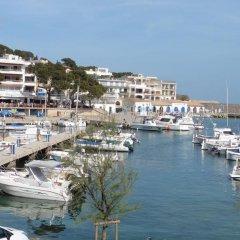 Отель b&b SA TEULERA Испания, Капдепера - отзывы, цены и фото номеров - забронировать отель b&b SA TEULERA онлайн приотельная территория