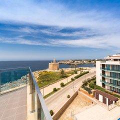 Отель Apartotel Ferrer Skyline Испания, Сьюдадела - отзывы, цены и фото номеров - забронировать отель Apartotel Ferrer Skyline онлайн пляж фото 2