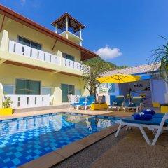 Отель Baan Chaylay Karon бассейн фото 3