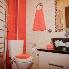 Отель Villa Pefkohori Греция, Пефкохори - отзывы, цены и фото номеров - забронировать отель Villa Pefkohori онлайн ванная