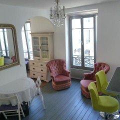 Отель Appart Montmartre Clignancourt Париж гостиничный бар