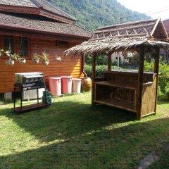 Отель Golden Teak Resort - Baan Sapparot