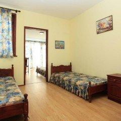 Отель Morski Briag 3* Стандартный семейный номер с разными типами кроватей фото 2