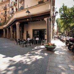 Отель Decimononico Borne Studios Барселона парковка