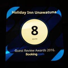 Отель Holiday Inn Unawatuna балкон
