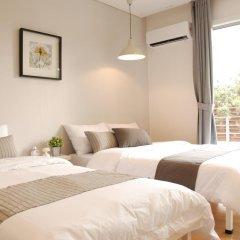 Отель The Mei Haus Hongdae 3* Стандартный номер с различными типами кроватей фото 22