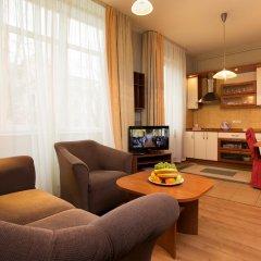 Апартаменты Arcada Apartments комната для гостей фото 5