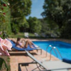 Hotel El Convent de Begur бассейн фото 3