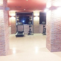 Отель Alpujarras & Costa Tropical фитнесс-зал