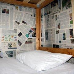 Хостел Хорошие новости Кровать в мужском общем номере с двухъярусной кроватью фото 9