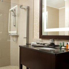 Гостиница Hilton Москва Ленинградская 5* Стандартный номер с различными типами кроватей фото 10