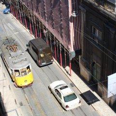 Отель Inn Chiado балкон