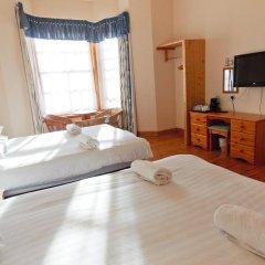 Отель The Victorian House 2* Стандартный номер с различными типами кроватей фото 7