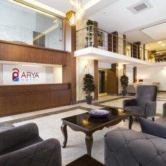 Perla Arya Hotel интерьер отеля