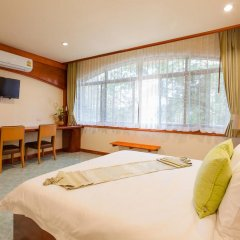 Отель ID Residences Phuket 4* Стандартный номер с двуспальной кроватью фото 16