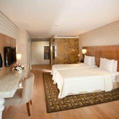 Opera Hotel 4* Стандартный семейный номер с двуспальной кроватью фото 2
