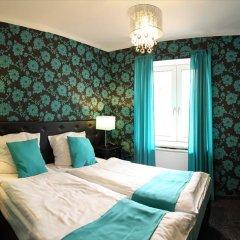 Отель Pałac Piorunów & Spa 3* Стандартный номер с различными типами кроватей фото 7