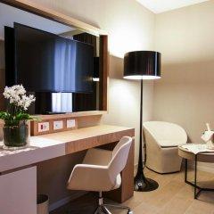 Отель Worldhotel Cristoforo Colombo 4* Номер Делюкс с различными типами кроватей фото 8