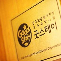 Отель K-Pop Residence Myeong Dong интерьер отеля