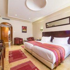 Hotel Les Trois Palmiers 3* Номер Комфорт с различными типами кроватей фото 3