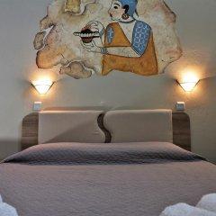 Отель Kafouros Hotel Греция, Остров Санторини - отзывы, цены и фото номеров - забронировать отель Kafouros Hotel онлайн комната для гостей фото 2