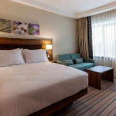 Гостиница Hilton Garden Inn Moscow Новая Рига 4* Стандартный семейный номер с различными типами кроватей фото 2