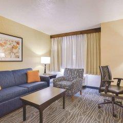 Отель La Quinta Inn & Suites Logan 3* Стандартный номер с различными типами кроватей фото 2