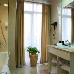 Отель Strimon Garden SPA Hotel Болгария, Кюстендил - 1 отзыв об отеле, цены и фото номеров - забронировать отель Strimon Garden SPA Hotel онлайн ванная