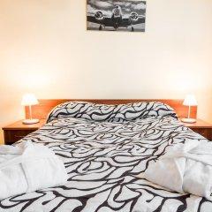 Sangate Hotel Airport 3* Улучшенные апартаменты с различными типами кроватей фото 4