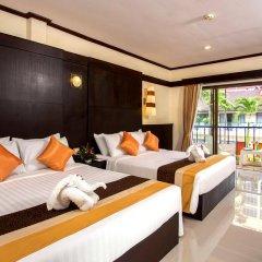 Отель Horizon Patong Beach Resort And Spa 4* Номер Делюкс фото 5