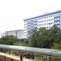 Отель Generator Berlin Prenzlauer Berg Кровать в общем номере с двухъярусной кроватью фото 22