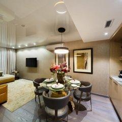 Гостиница Luciano Spa 5* Семейная студия с двуспальной кроватью фото 14