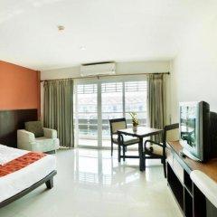 Отель Rattana Residence Sakdidet 3* Стандартный номер с различными типами кроватей фото 5