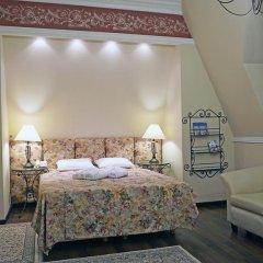 Отель Eiropa Deluxe Стандартный номер с различными типами кроватей