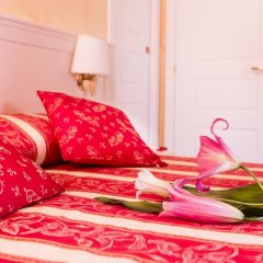 Отель Domus Trevi 3* Стандартный номер с различными типами кроватей фото 27
