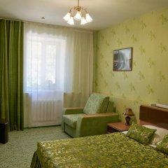 Гостиница 7 Семь Холмов 3* Люкс с различными типами кроватей фото 3