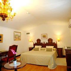 Отель San Román de Escalante 4* Стандартный номер с различными типами кроватей фото 6