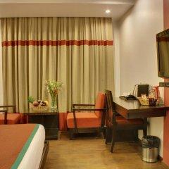 Hotel Godwin Deluxe 3* Представительский номер с различными типами кроватей фото 2