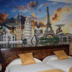 Отель Hôtel Terminus Montparnasse комната для гостей фото 5