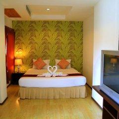 Отель Chaweng Park Place 2* Номер Делюкс с различными типами кроватей фото 41