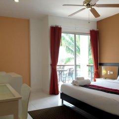 Отель Lovely Rest Стандартный номер с разными типами кроватей фото 5