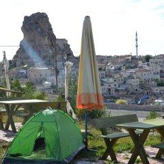 Отель Kapadokya Karşı Bağ Camping Ургуп фото 5